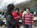 お花見&BBQ 2009