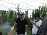 ぶどう狩り&BBQ 2009