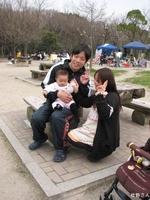お花見?&BBQ 2010