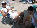 潮干狩り&BBQ 2010
